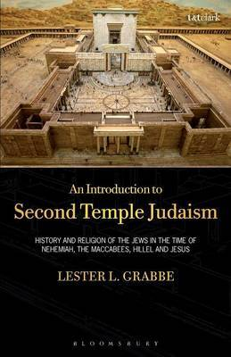 An Introduction to Second Temple Judaism by Lester L Grabbe image