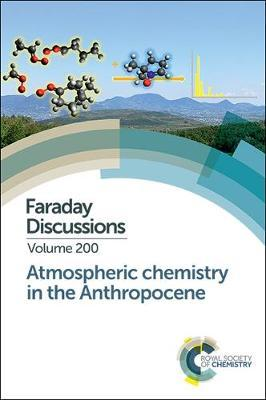 Atmospheric Chemistry in the Anthropocene