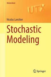 Stochastic Modeling by Nicolas Lanchier image