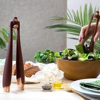 Bigfoot Salad Tongs (White)
