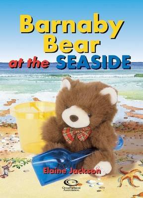 Barnaby Bear at the Seaside by Elaine Jackson image