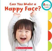 Can You Make a Happy Face? by Janice Behrens