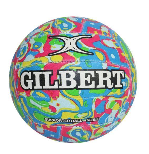Gilbert Glam Psychedelic Netball