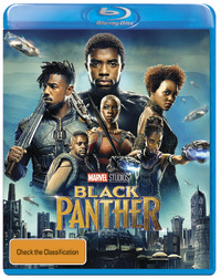 Black Panther on Blu-ray image