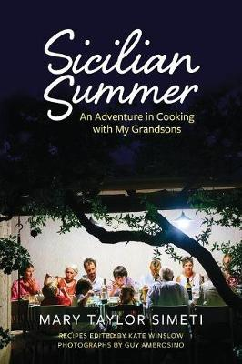 Sicilian Summer by Mary Taylor Simeti