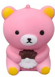 I Love Squishy: Bear Squishie Toy - Assorted Colours