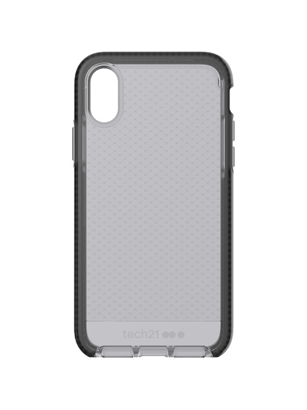 Tech21: Evo Check for iPhone Xs Max - Smokey/Black
