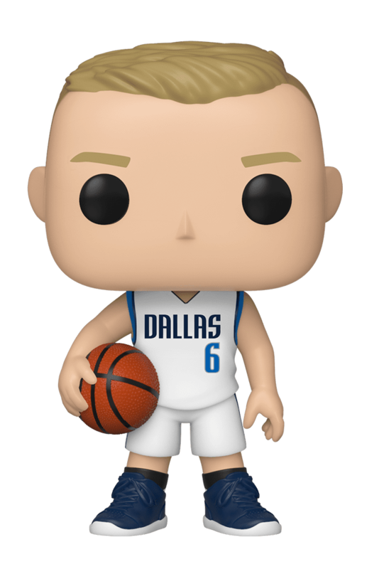 NBA: Mavericks - Kristaps Porzingis Pop! Vinyl Figure