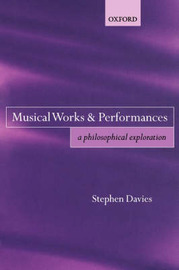 Musical Works and Performances by Stephen Davies image