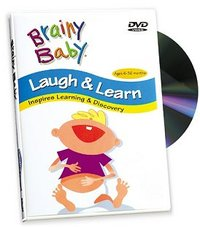 Brainy Baby Laugh & Learn DVD