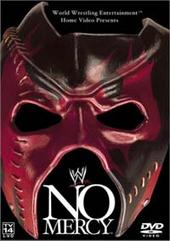 WWE - No Mercy 2002 on DVD