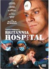 Brittannia Hospital on DVD