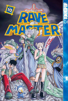 Rave Master: v. 10 by Hiro Mashima