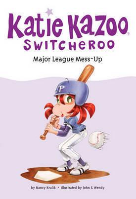 Major League Mess-Up by Nancy Krulik
