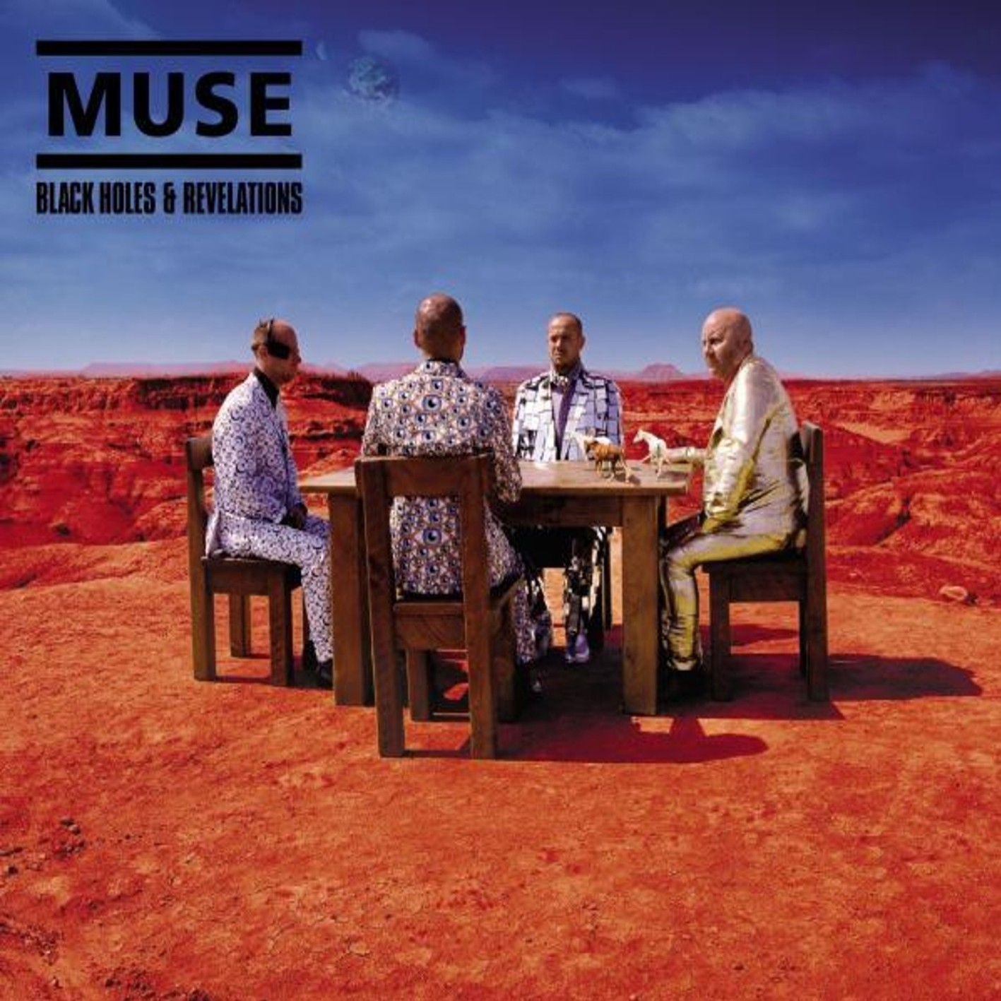 Black Holes and Revelations (LP) by Muse image