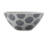 Maxwell & Williams - Print Indigo Coupe Bowl - Flower (17cm)
