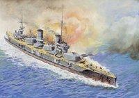 Zvezda: 1/350 Sevastopol Russian Battleship (WWI) Model Kit