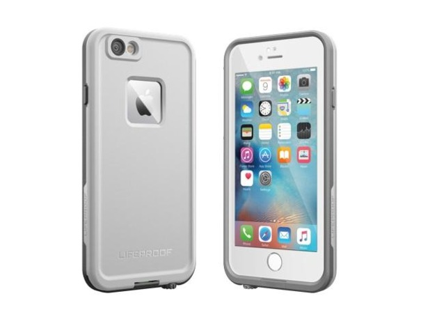 new style c510f d6368 Lifeproof Fre Case for iPhone 6/6S (White)   at Mighty Ape NZ