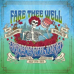 Fare Thee Well (4CD + 2BR) on CD by The Grateful Dead