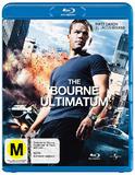 The Bourne Ultimatum (Blu-Ray/UV) on Blu-ray