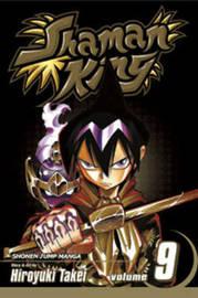 Shaman King, Vol. 9 by Hiroyuki Takei image