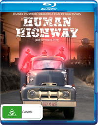 Human Highway (Director's Cut) on Blu-ray