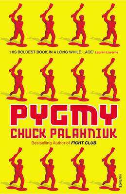 Pygmy by Chuck Palahniuk image