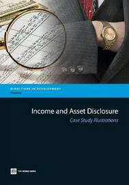 Income and Asset Disclosure by World Bank