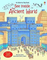 See Inside Ancient World by Rob Lloyd Jones