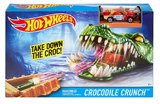 Hot Wheels: Crocodile Crunch Play Set