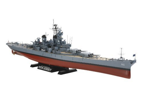 Tamiya 1/350 US Battleship BB-62 New Jersey - Model Kit