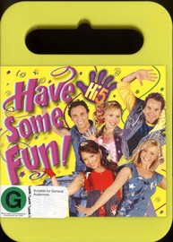 Hi-5 - Have Some Fun! (Handle Case) on DVD image
