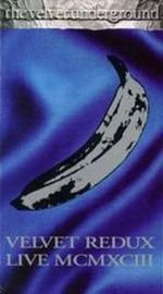 Velvet Underground, The - Velvet Redux: Live MCMXCIII on DVD