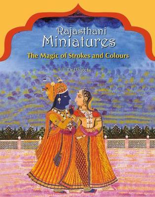 Rajasthani Miniatures by Daljeet image