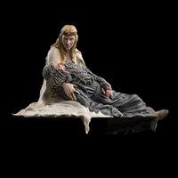The Hobbit: Galadriel & Gandalf: Dol Guldur - Environment Statue