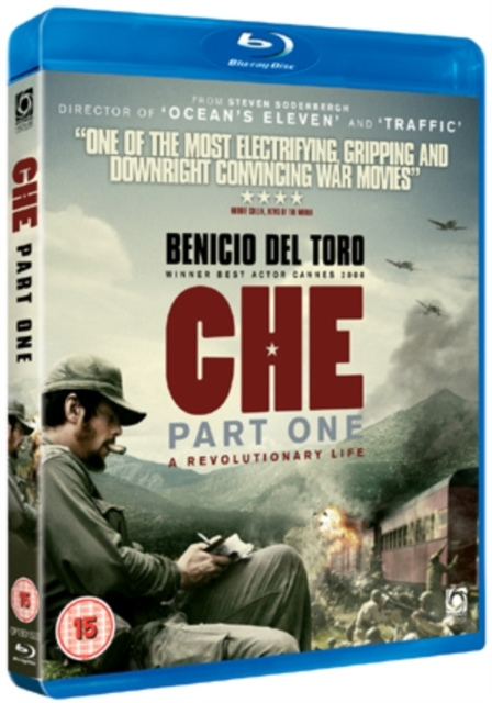 Che: Part One on Blu-ray