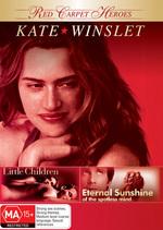Red Carpet Heroes - Kate Winslet (Little Children / Eternal Sunshine Of The Spotless Mind) (2 Disc Set) on DVD