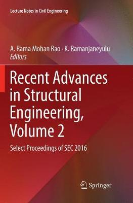 Recent Advances in Structural Engineering, Volume 2 image