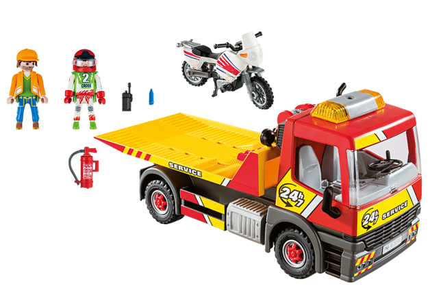 Playmobil: City Life - Towing Service (70199)