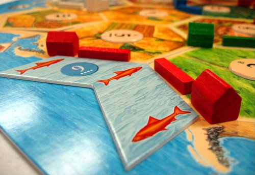 Settlers of Catan: The Fishermen of Catan Expansion image