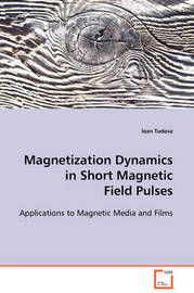 Magnetization Dynamics in Short Magnetic Field Pulses by Ioan Tudosa image