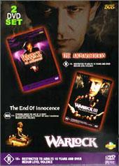 Warlock Collection - Warlock: The Armageddon / Warlock III: The End Of Innocence (2 Disc Box Set) on DVD