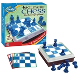 Thinkfun - Solitaire Chess Game
