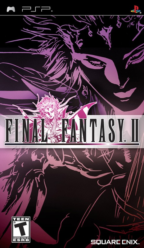 Final Fantasy II Anniversary Edition for PSP
