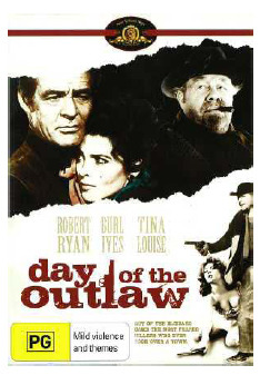 Day of the Outlaw on DVD