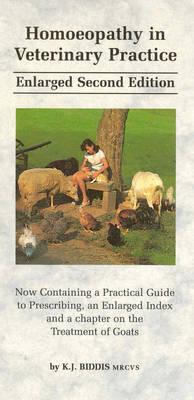 Homoeopathy In Veterinary Practice by K.J. Biddis image