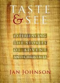 Taste & See by Jan Johnson