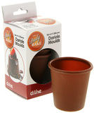 Dariole Moulds - Brown Silicone (Set of 4)