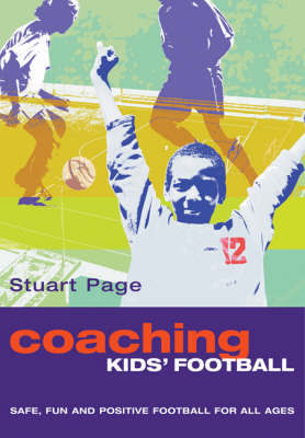 Coaching Kids' Football by Stuart Page image