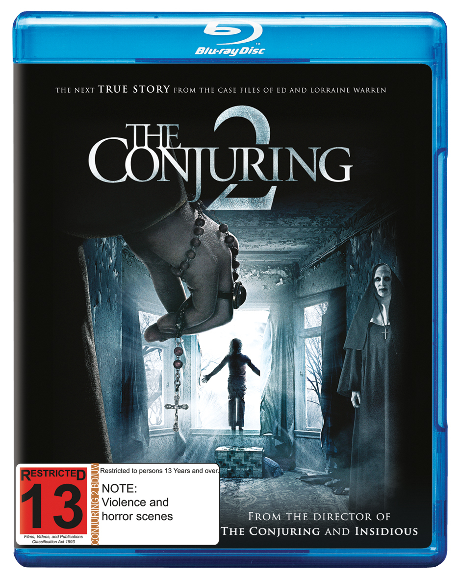 The Conjuring 2 on Blu-ray image